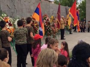 Armenia celebrates Soviet Victories as if 1991 had never happened
