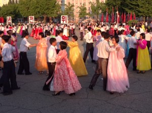 Mass Dancing