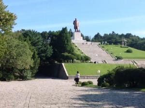Monumental Statue