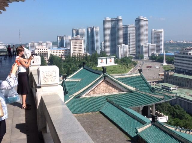 Pyongyang - Skyline & Impressive Buildings