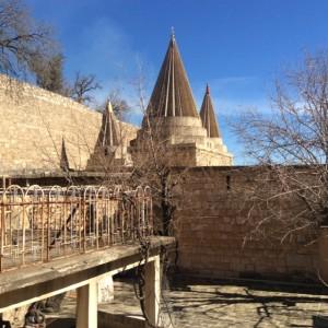 Yezidi Temple of Lalish.