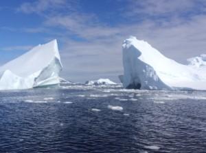 Icebergs all around us