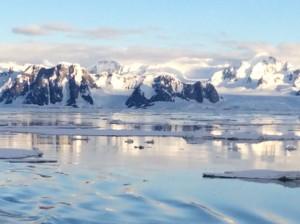 Antarctica - cold and vast