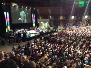 Mennonite World Conference celebrating our diversity and our common faith