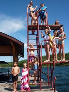Mennonite children in Canada